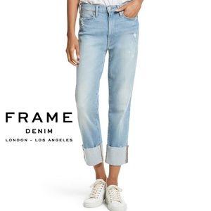 Frame Denim Le High Straight Jean